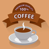 Coffe banner Stock Photos