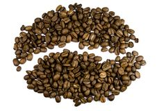 Coffe bean Stock Photography