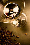 Coffe bean closeup Royalty Free Stock Image