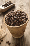 Coffe beans Stock Photos