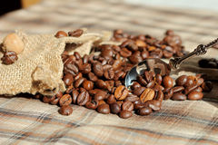 Coffe beans Stock Photos