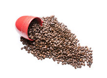 Coffe beans Stock Images