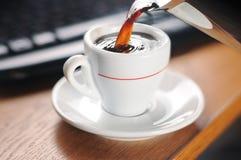 Coffe Becher Lizenzfreie Stockfotos