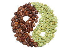 Coffe Bohne Lizenzfreies Stockfoto
