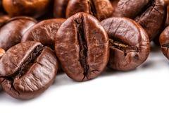 Coffe-Bohnen stockbild