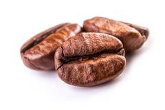 Coffe-Bohnen Lizenzfreie Stockfotografie