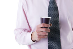 Coffe Break Royalty Free Stock Images