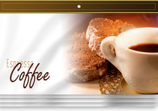 Coffe break Stock Image