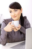Coffe break Stock Photo