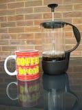 Coffe Break Royalty Free Stock Photo