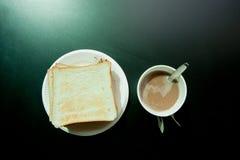 Coffe-Bruch lizenzfreies stockbild