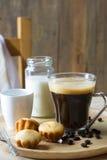 Coffe caliente Imágenes de archivo libres de regalías