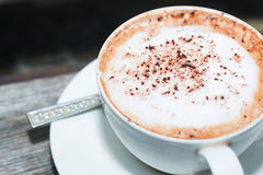 Coffe chaud Image libre de droits