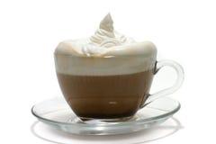 Coffeе and cream Stock Photos