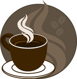 Coffe Cup Lizenzfreie Abbildung