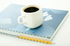 Coffe cup Stock Image