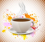Coffe cup Stock Photo