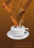 Coffe cup Royalty Free Stock Image