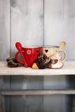 Coffe cups Stock Photo
