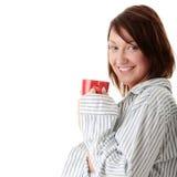 Coffe da manhã Imagem de Stock Royalty Free