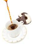Coffe da manhã Foto de Stock Royalty Free
