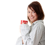 Coffe de la mañana Imagen de archivo libre de regalías