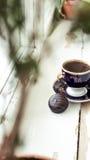 Coffe de la taza Imágenes de archivo libres de regalías