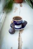 Coffe de la taza Imagen de archivo