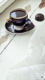 Coffe de la taza Fotos de archivo libres de regalías