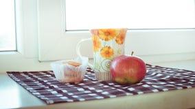Coffe de la taza Foto de archivo