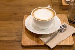 Coffe del cappuccino Fotografia Stock