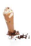 Coffe del hielo. Fotografía de archivo