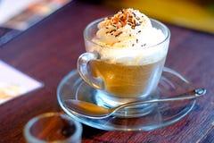 Coffe del hielo Fotografía de archivo