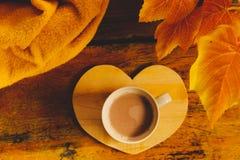 Coffe delicioso por la mañana Imágenes de archivo libres de regalías