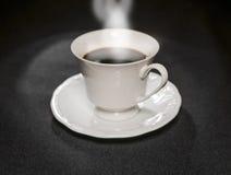 Coffe in der Tabelle 3 lizenzfreies stockfoto