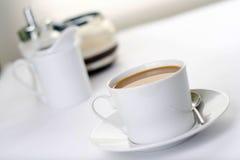 coffe espresso φλυτζανιών Στοκ Εικόνες