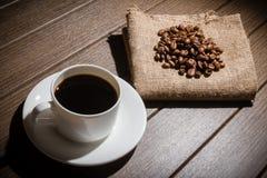 Coffe fasola Obraz Stock