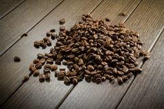 Coffe fasola Obrazy Stock