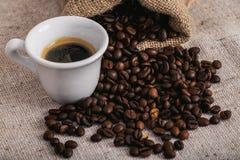 Coffe fasola piec, ładna tekstura Obraz Royalty Free