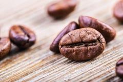 Coffe fasole Zdjęcie Royalty Free