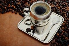 Coffe Filiżanka obrazy stock