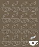coffe filiżanka Obraz Stock
