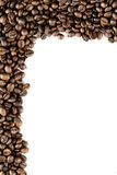 Coffe frame Royalty Free Stock Photos