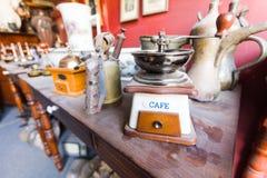 Coffe grinder Stock Image