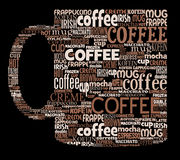Coffe kubek royalty ilustracja