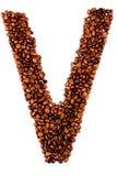 coffe listowy v Fotografia Royalty Free