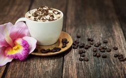 Coffe Lo Royalty Free Stock Photography