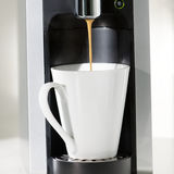 Coffe machine Stock Images