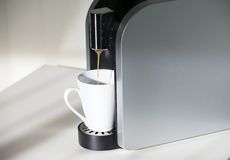 Coffe machine Royalty Free Stock Photo