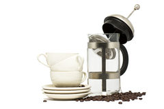 Coffe maker Royalty Free Stock Photo